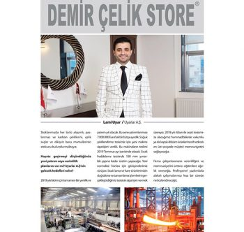 """""""Demir Çelik Store"""""""