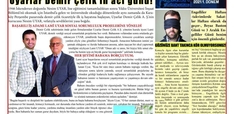 """""""Türkiye Sanayisi İçin Büyük Bir Kayıp """""""