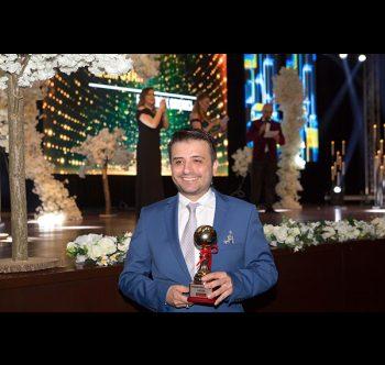 """""""Yılın En Başarılı Genç İş Adamı ve Girişimci Ödülü"""""""
